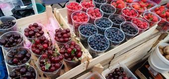 Первые новости с мирового рынка ягод этого сезона