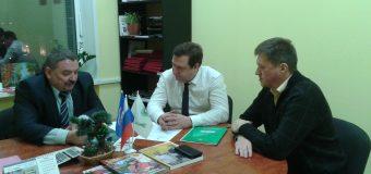 Встреча с депутатом ГД РФ Дмитрием Юрковым