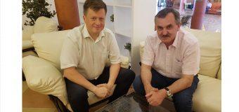 Рабочая встреча с Александром Мартынюком, директором ФБУ ВНИИЛМ